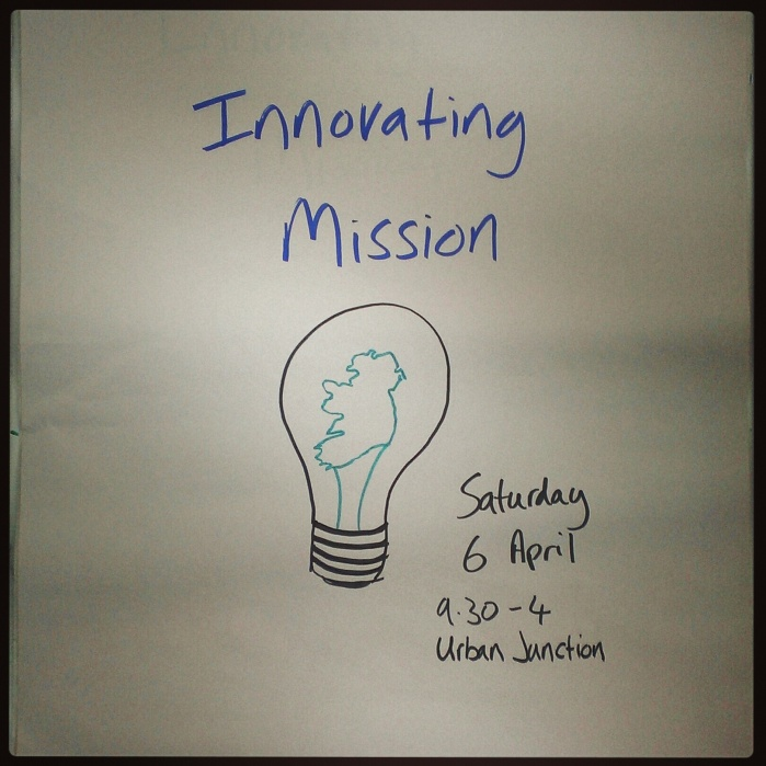 Innovating Mission Workshop