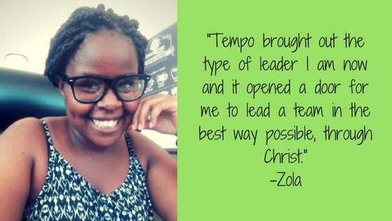 zola's blog header