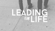 leading for life, dublin
